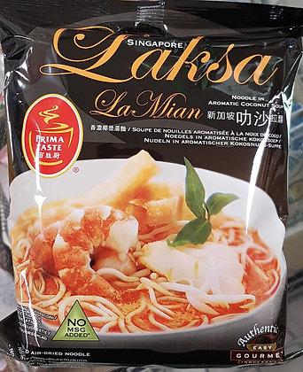 新加坡叻沙拉面 Laksa La Mian