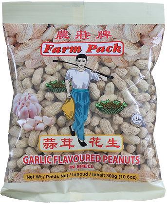 蒜蓉花生 Garlic Peanuts