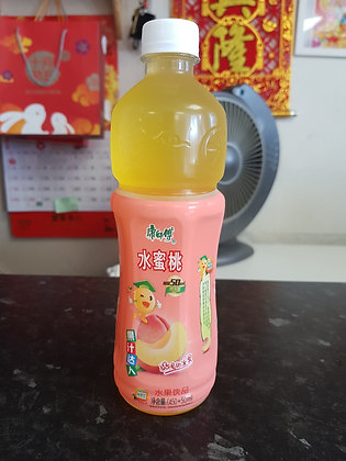 康师傅水蜜桃 Peach Drink