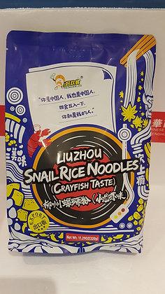 好欢螺螺蛳粉 小龙虾味 HaoHuanLuo Lousi Noodle Crayfish