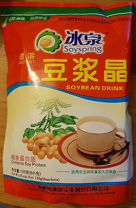 豆浆晶 Soybean Drink