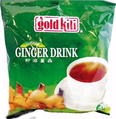 即溶薑晶 Gold Kili Ginger Drink