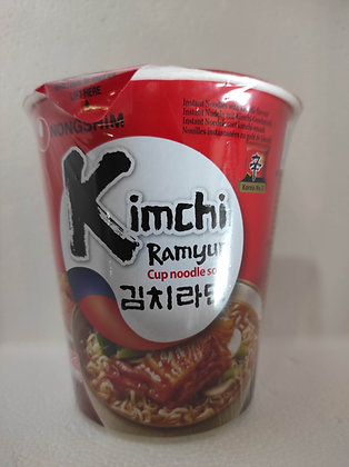 泡菜拉面 Kimchi Ramen