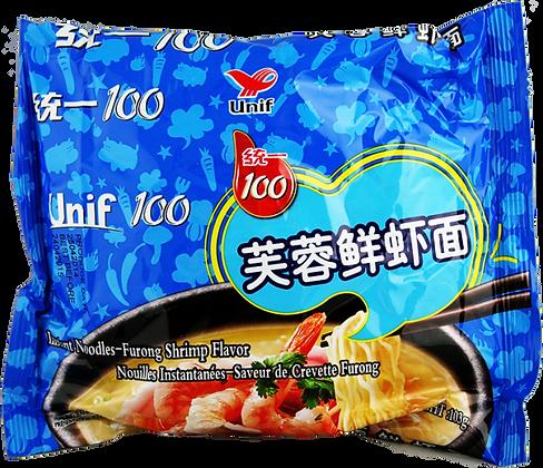 统一 芙蓉鲜虾面 Unif Shrimp Flavour Noodles