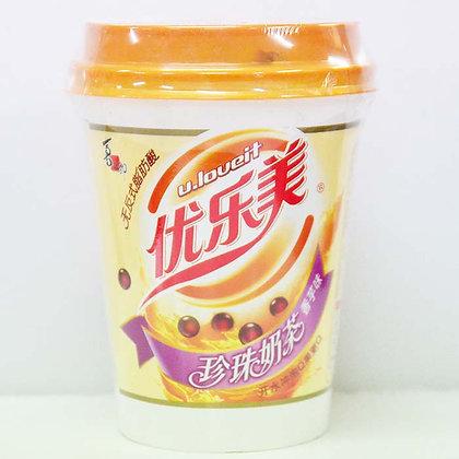 珍珠奶茶 香芋味 Instant Tea Drink Taro Flavour