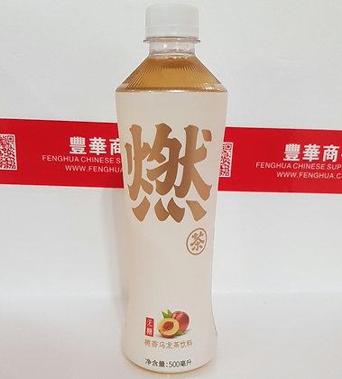 燃茶-桃香乌龙茶 Peach OoLong Tea
