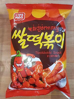 辣年糕味零食 Tteokbokki Snack