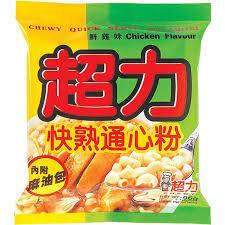 超力通心 Chewy Quick Serve Macaroni