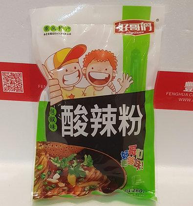 酸辣粉-泡椒味 Hot and Sour Noodle - pickled pepper