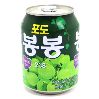 粒粒葡萄汁 Grape Nectar w/grape pieces