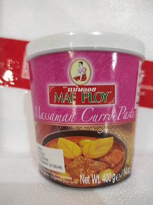 马萨诸塞咖哩 Massamam Curry Paste