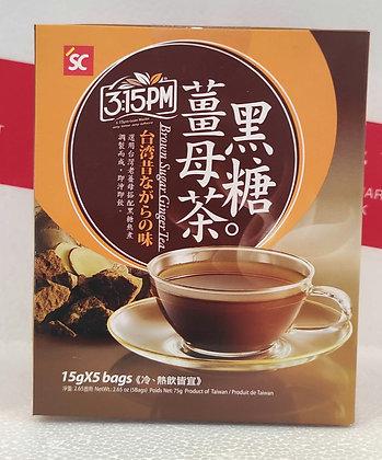 黑糖姜母茶 GingerbTea