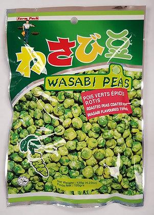 芥末豌豆 Wasabi Peas