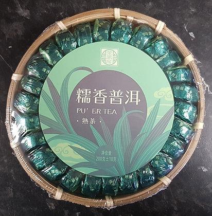 糯香普洱 Pu'er Tea