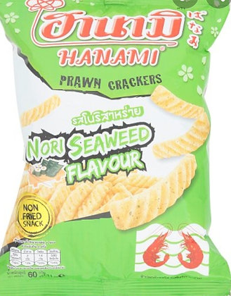 鲜虾条 -海苔 Prawn Crackers Seaweed