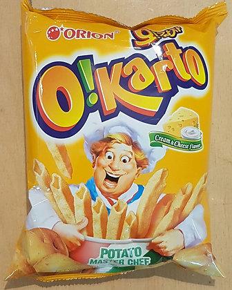 哦!烤土豆 O!Karto