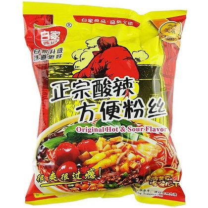 白家红薯粉丝 - 正宗酸辣 Original Hot & Sour Vermicelli
