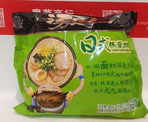 汤达人-日式豚骨拉面 TDR Pork Bone Noodle
