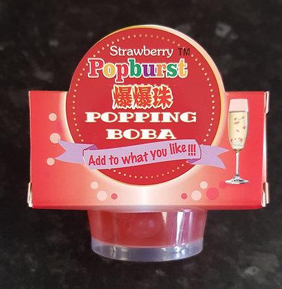 爆爆珠-草莓 Popping Boba Strawberry