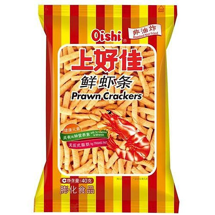 上好佳 鲜虾条 Prawn Crackers