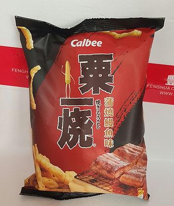粟一烧-烧鳗鱼味 Grill-a-corn Eel Kabayaki Flavour