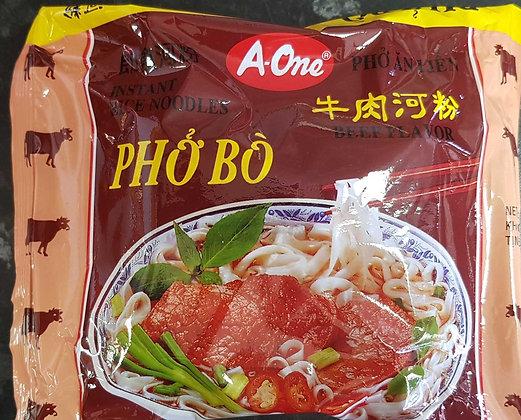 牛肉河粉 Beef Pho Bo