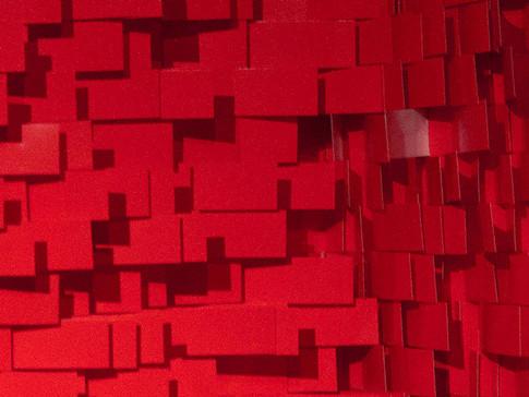 La boutique des frissons - scènographie - centre culturel - Laurence Yared - 3