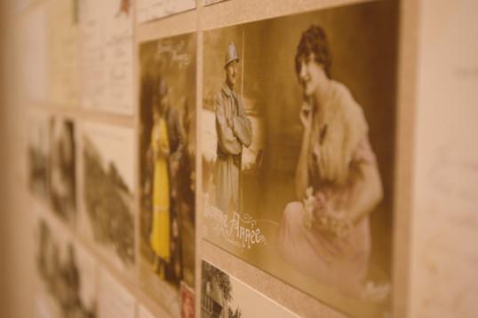 1914 Varengeville se souvient - scènographie - graphisme - exposition - Laurence Yared - 5