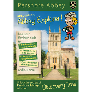 Pershore Abbey Discovery Trail