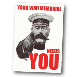 Powys War Memorials Toolkits