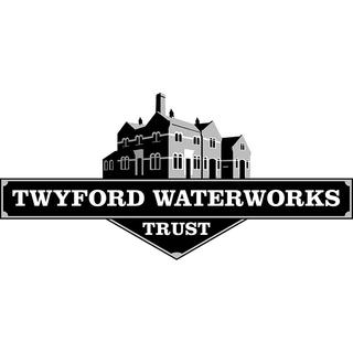 TWYFORD WATERWORKS  This project involved developing branding to evoke the industrial heritage of the Waterworks. We then implemented the brand across the new exhibition, signage and a range of other material.