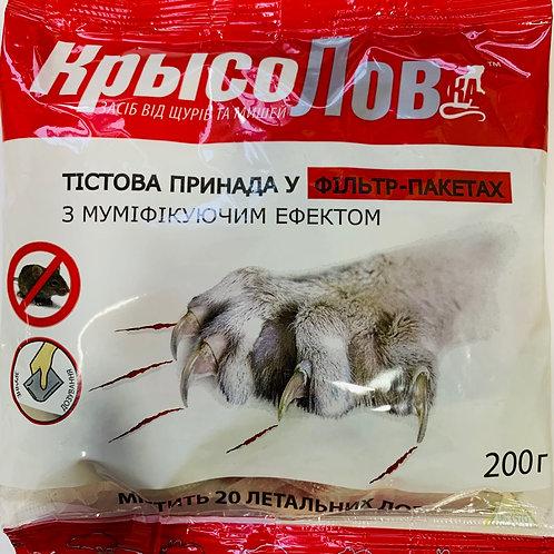 КрысоЛОВка тесто /200г/