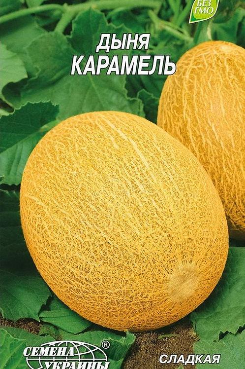 Дыня Карамель  /2г/  Семена Украины.