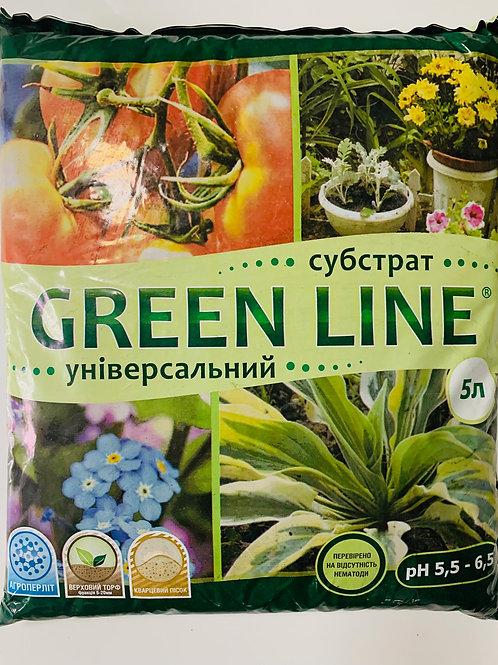 GREEN LINE Универсальный /5л/