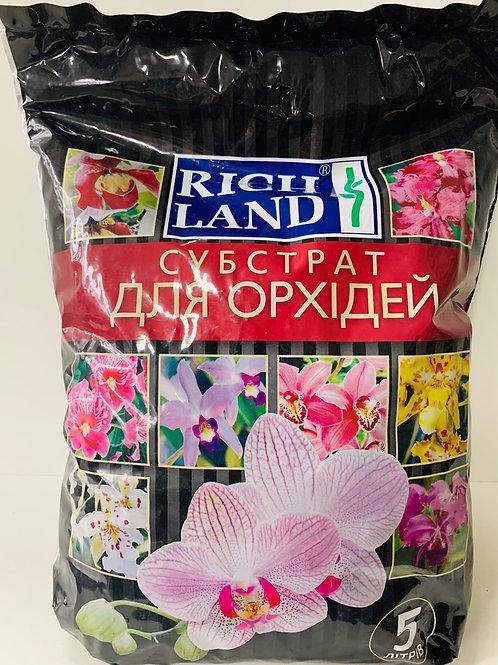 """""""RICH LAND"""" для Орхидей /5л/"""