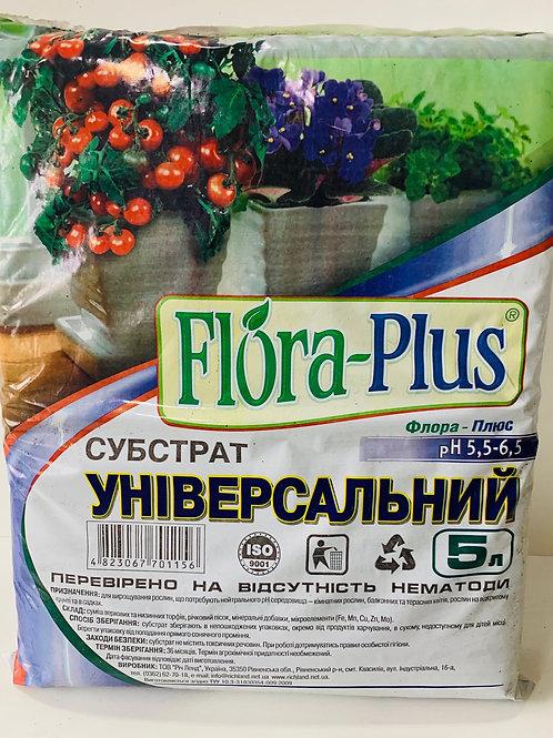 FLORA PLUS Универсальный /5л/