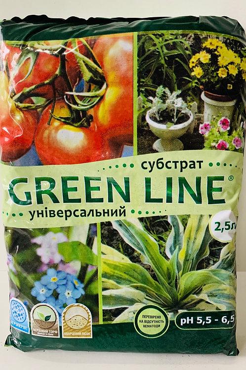 GREEN LINE Универсальный /2,5л/