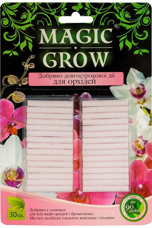 Magic Grow в палочках дляОрхидей /30шт/