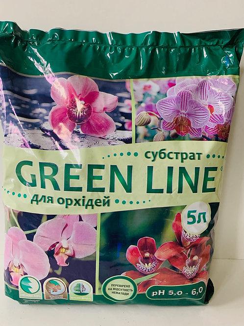 GREEN LINE для Орхидей /5л/