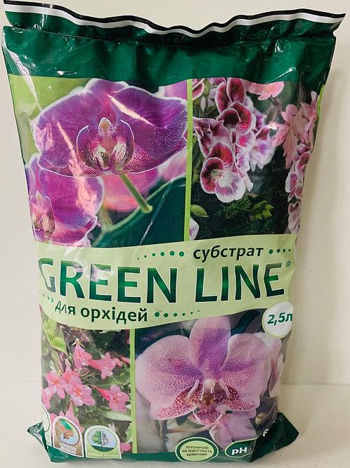 GREEN LINE для Орхидей /2,5л/
