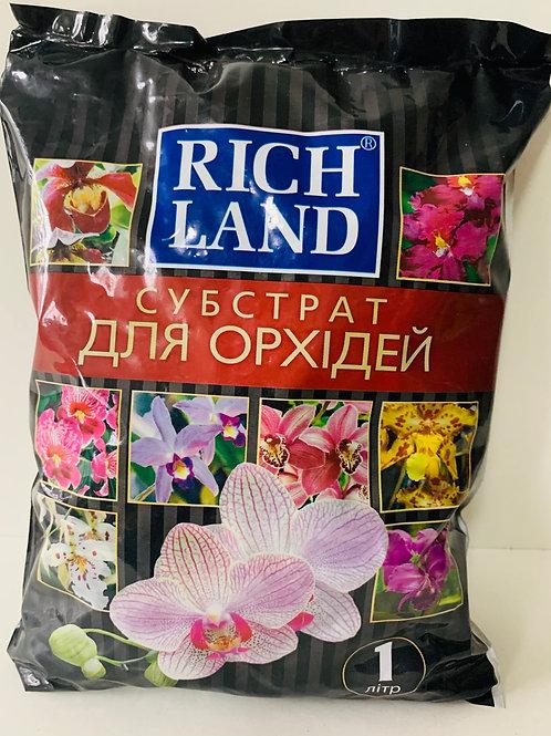"""""""RICH LAND"""" для Орхидей /1л/"""