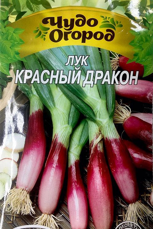 Лук-Батун Красный дракон /0,25г/Семена Украины.