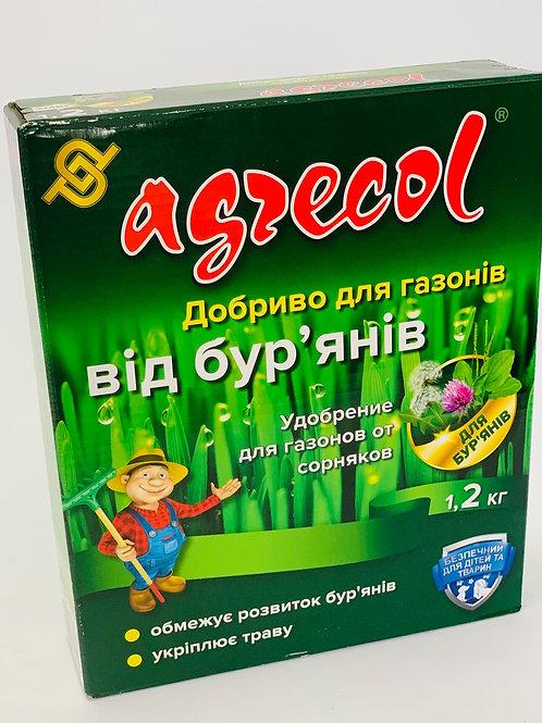AGRECOL для Газоновот сорняков /1,2кг/