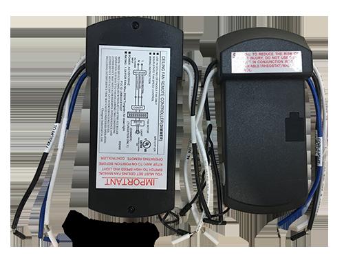Bluetooth Fan Control (Remote Control) - WC-7BT