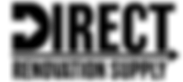 Drs black transparent logo smaller size.