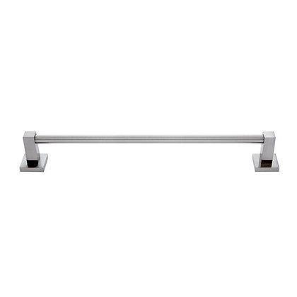 Milan 18 Inch Satin Nickel Towel Bar - #21018