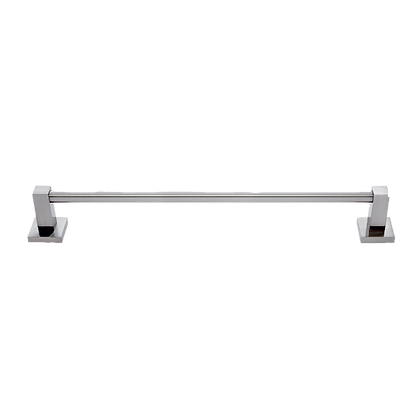 Milan 24 Inch Satin Nickel Towel Bar - #21024