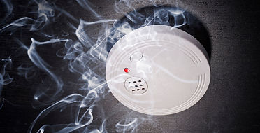 Smoke Detector - Home Accessories - Accessories - Smoke - Home Renovation