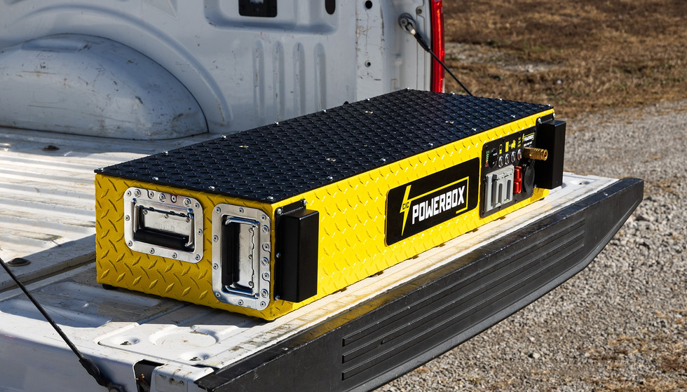 POWERCASE Portable Power Generator