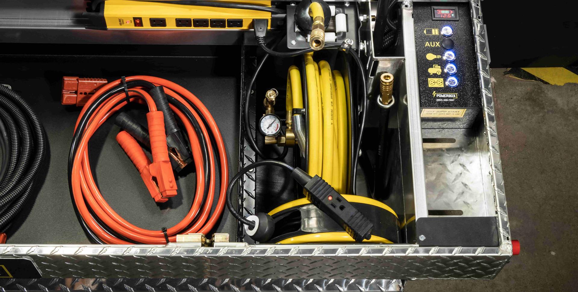 Powerbox Portable Power Toolbox Generator